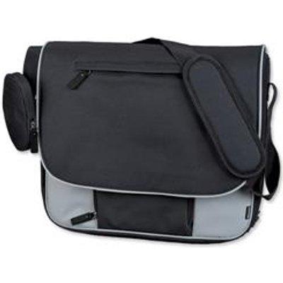 Lightpak Tron Messenger Bag Grey   46113 - 04021068461134