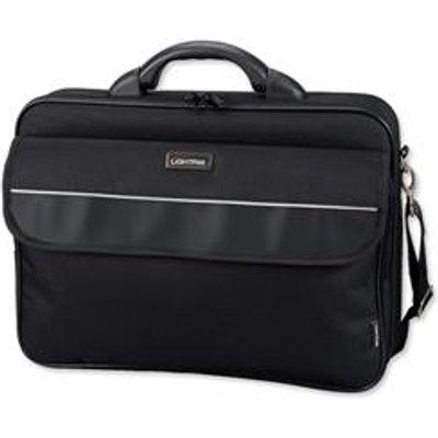 Lightpak Elite Large Laptop Case Nylon Capacity 17in Black Ref 46111 - 04021068461110