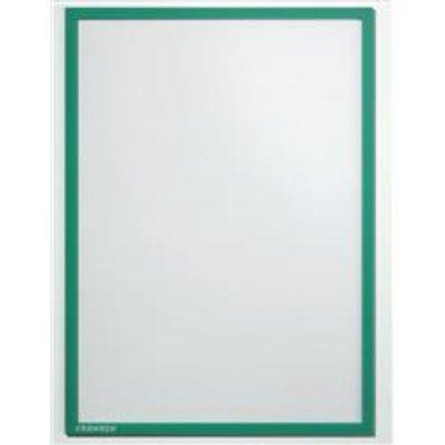 Franken Document holder X-tra!Line  A4 Magnetic Green - ITSA4M 02