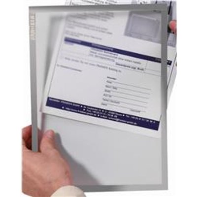 Franken Document holder X-tra!Line  A5 Magnetic Grey - ITSA5M 12