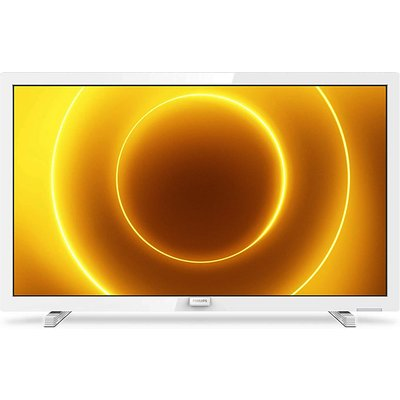 24inch LED 1080P HD Freeview HD White - 24PFS553512