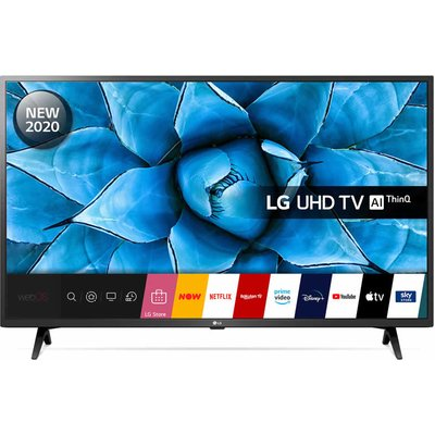 LG UHD TV was made to entertain by taking everything you watch to a new level.   - 43UN73006LC