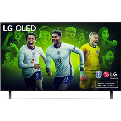 LG OLED TV is a joy to behold. Self-lit pixels allow truly spectacular picture q - OLED48A16LA