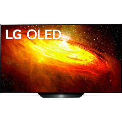 In contrast to LED TV technology that uses backlights, LG OLED screens pack SELF - OLED65BX6LB
