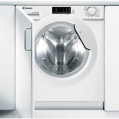 1400rpm Integrated Washer Dryer 8kg/5kg Load Class A