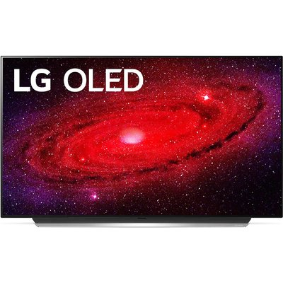 In contrast to LED TV technology that uses backlights, LG OLED screens pack self - OLED48CX5LC