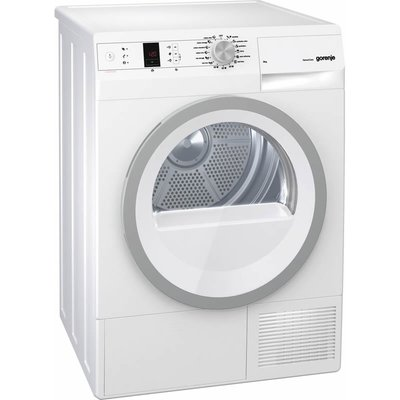 """""In SensoCare dryers, air full of negatively charged ions drys the laundry in a way that considerably reduces creasing of your clothes. The ionizer creates an environment free of most allergens, residues of smoke and pollen, and the electrostat"