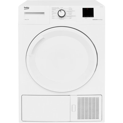 This highly energy efficient A+ heat pump tumble dryer can help you save money on your energy bills. It also features a large 10kg load capacity, allowing you to dry larger items with ease.  Preventing over-drying, our sensor drying programmes identify th