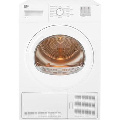 This 8kg condenser dryer makes it easy to dry larger items. It can also prevent the over-drying of clothes with sensor programmes, which stop the cycle when the optimal dryness level has been reached.  Sensor Drying Programmes - Preventing over-