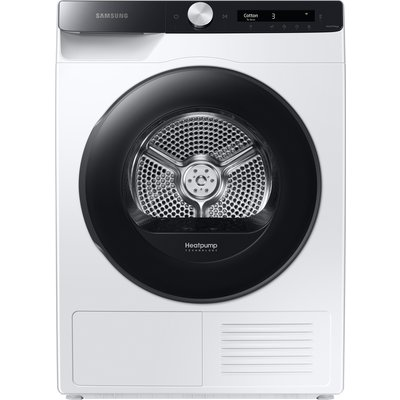9kg Load Heat Pump Tumble Dryer Wi-Fi Class A+++ White DV90T5240AES1