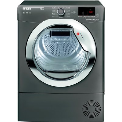 """"" """" 10kg Load Condenser Tumble Dryer Class B Graphite"