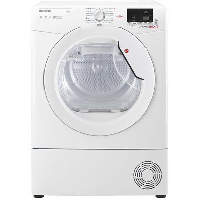 10kg Load Condenser Tumble Dryer Class B White DXC10DE80