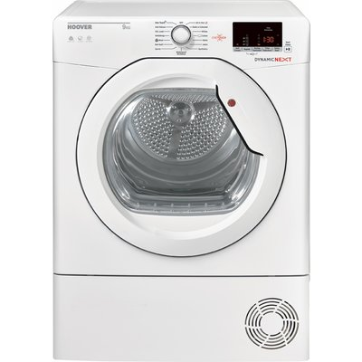Unique as you are. Technology and innovation go hand in hand with Hoover: that's why this new range of dryers is designed to guarantee the best treatment for your garments with the total delicacy and efficiency. Imagine to control and manage the sta