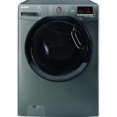1600rpm Washing Machine 9kg Load Class A+++ Graphite