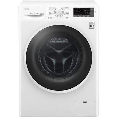 1400rpm DD Washing Machine 7kg Load Class A+++ White