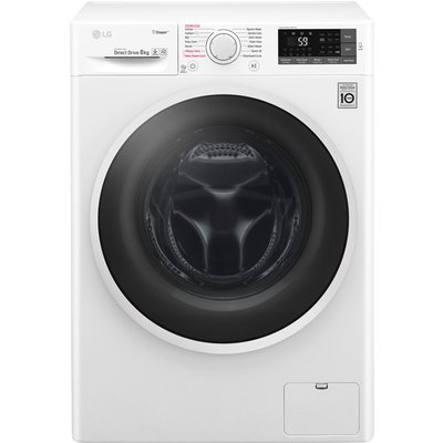 1400rpm DD Washing Machine 8kg Load Class A+++ White