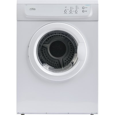 """""""""""Introducing the stylish Belling 7kg FD700 Vented Tumble Dryer, featuring a LED display, 4 programmes, Anticrease and Sensor Dry. The four pre-set drying programs include cotton, synthetic, mix and a one hour program for when you need dry laund"""
