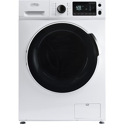1600rpm Washer Dryer 8kg/6kg Load Class A White