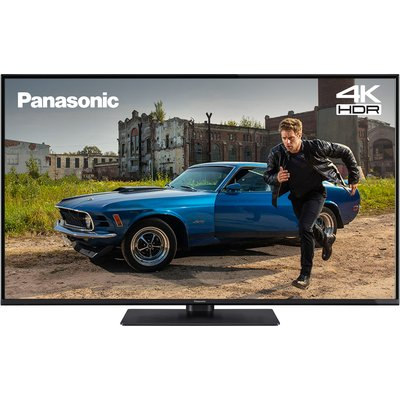 """49"""" Ultra HD 4K HDR LED television featuring high contrast screen for super - TX49GX550B"""