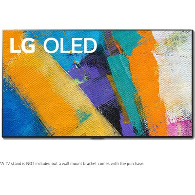 In contrast to LED TV technology that uses backlights, LG OLED screens pack self - OLED65GX6LA