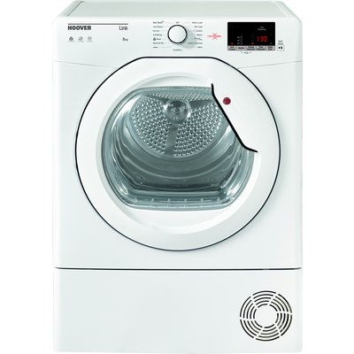 8kg Load Condenser Tumble Dryer Class B White HLC8DG80