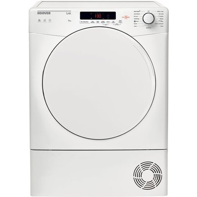 Condenser dryer machines separate water from the moist air inside the dryer into a container that needs to be emptied after drying. If you are not able to fit an external vent or not sited near a window then condenser dryers are more flexible.  The Delay