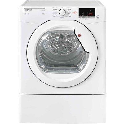 10kg Load Vented Tumble Dryer Class C White HLV10DG