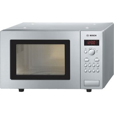 4242002491639: Bosch HMT75G451B 800W Microwave with Grill  in Stainless steel