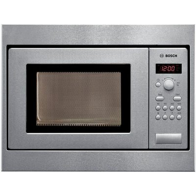 4242002491677 | Bosch HMT75M551B Built In Microwave Oven  Brushed Steel