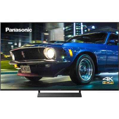 The HX800 4K LED TV features an HDR Bright Panel PLUS to display colourful  - TX65HX800B