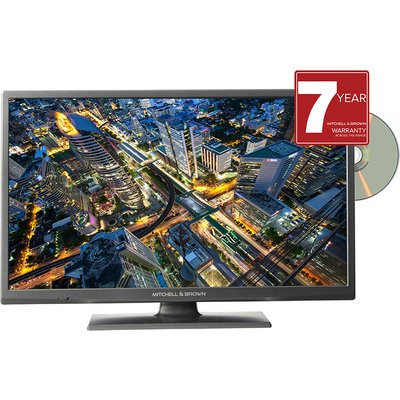 "The JB-241811FDVD is a 24"" TV from Mitchell & Brown which has built in  - JB241811FDVD"
