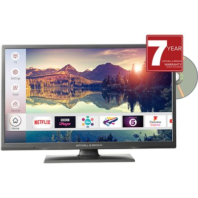 "The JB-241811FSMDVD is a 24"" TV from Mitchell & Brown which has Smart c - JB241811FSMDVD"