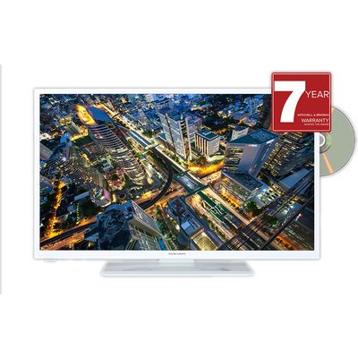 "The JB-321811FDVDWHT is a 32"" TV from Mitchell & Brown which has built  - JB321811FDVDWHT"
