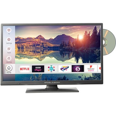 "The JB-321811FSMDVD is a 32"" TV from Mitchell & Brown which has Smart c - JB321811FSMDVD"
