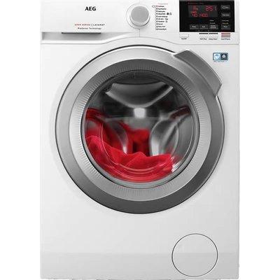 1600rpm Washing Machine 8kg Load Class A+++ White