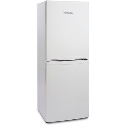 184litre Fridge Freezer Frost Free Class A+ White