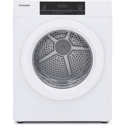 Our MTD30P 3 Kg Compact Tumble Dryer is the perfect solution for those who need a dryer, but are limited for space. If you thought you didn't have space for a tumble dryer, think again. Ideal for sitting on a worktop in your utility room or kitchen,