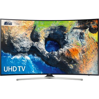 """""Enjoy a beautifully vibrant and immersive Certified Ultra& - 65inch Curved 4K"