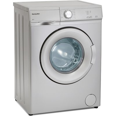 1000rpm 5kg Washing Machine Class A++ Silver