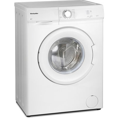 1000rpm 5kg Washing Machine Class A++ White