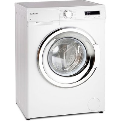 1400rpm 7kg Washing Machine Class A++ White