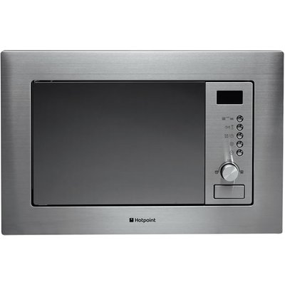 Hotpoint Newstyle MWH122 1X Built In Microwave  Stainless Steel - 5016108820087