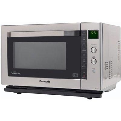 Panasonic NN CF778SBPQ Combination Microwave  Stainless Steel - 5025232456352
