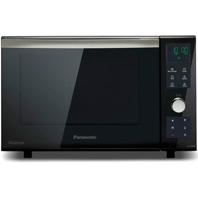 Panasonic NN DF386BBP Freestanding 3 in 1 Combination Microwave Oven with Grill  Black - 5025232847532