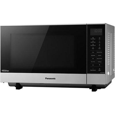 Panasonic NN SF464M Microwave Oven  Silver - 5025232783526