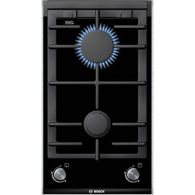 Bosch PRB326B70E Domino Gas Hob  Black - 4242002706788