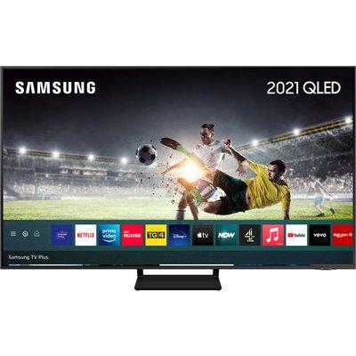 Quantum Processor 4K -Discover just how smart an AI TV can be. From the ni - QE75Q70AATXXU