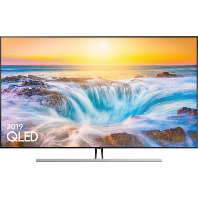 """""""""""Relax with a TV that adapts to give you the very best 4K picture, ta - 75inch QLED UHD 4"""