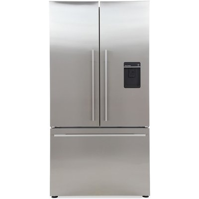 614litre 3-Door American Style Fridge Freezer Class A+