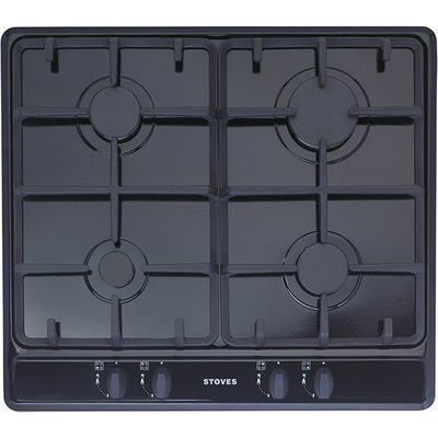 Stoves SGH600C Gas Hob  Black 5052263008755